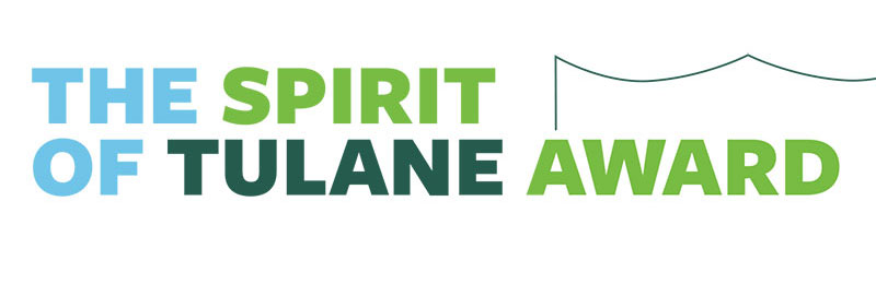 The Spirit of Tulane Award