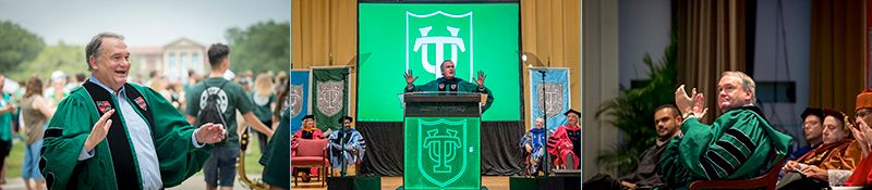 Scenes from Convocation 2018